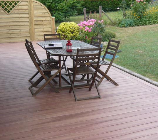 Installation et Réparation de votre Terrasse en Bois
