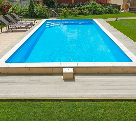 Devis construction piscine semi enterr e for Piscine devis